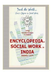 Encyclopedia of Social Work in Indi...