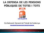 En defensa de les pensions públique...