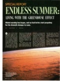 Endless Summer - Living With the Greenhouse Effect