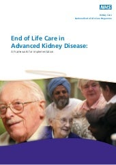 End of Life Care in Advanced Kidney...
