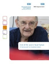 End of life care in heart failure