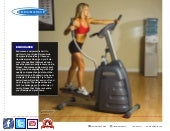 Endurance e4 elliptical trainer