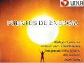 Energias en chile 2