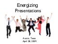 Energizing PowerPoint