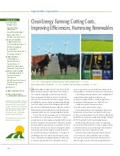 Clean Energy: Farming Cutting Costs...