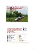 Energy efficient-railway-transportation