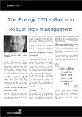 The Energy CFO's Guide to Robust Risk Management - Brent Ridge, Energy Northwest