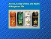 Energy Drinks Complete Powerpoint F...