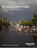 Energy Event Index: Weather risk forecasts for power utilities