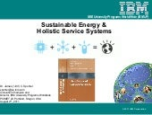 Energy & holistic service systems 2...