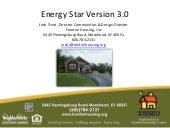 Energy star version 3.0