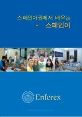 Enforex Korean Brochure
