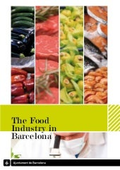 The Food Industry in Barcelona