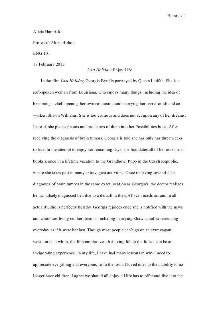 my aspiration in life essay