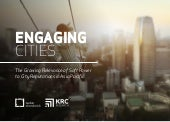 "Weber Shandwick Studie ""Engaging Cities"""