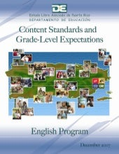 English Content Standards and Expec...