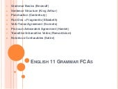 English11grammar fc as