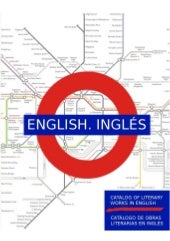 Catalog of literary works in Englis...