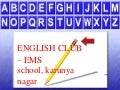 English club 25 june