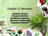 English ii revision 1 2010