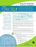 ORCID for Universities & Research Organizations
