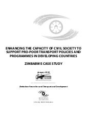 Enhancing the capacity of civil soc...