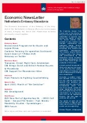 Economic NewsLetter Netherlands Emb...