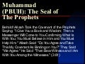 Muhammad In The Bible