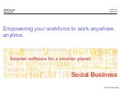 Enpowering your workforce to work a...