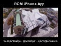 ROM iPhone App - W Ryan Dodge - CHIN's Mobile Bootcamp