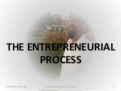 Enterprenuership process1