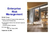 Enterprise risk-management1973