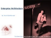 Enterprise Architecture By Sherif A...