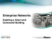 Enterprise Networks for Connected B...