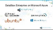 Cassandra Day Denver 2014: Setting up a DataStax Enterprise Instance on Microsoft Azure