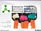 Enterprise Services Planning - Scaling the Benefits of Kanban