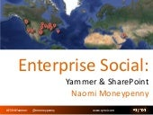 Enterprise Social: Yammer and Share...