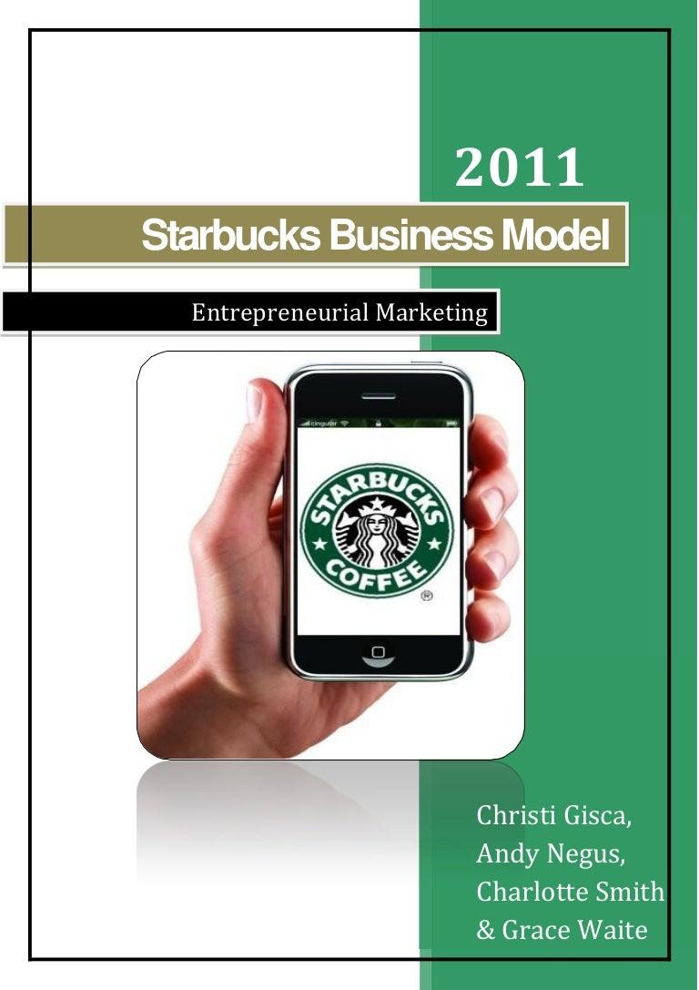 Starbucks marketing research