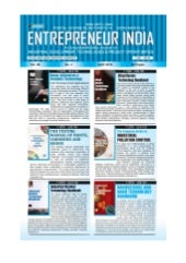 Entrepreneur India Magazine April 2014