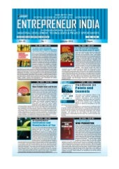 Entrepreneur India Magazine January...
