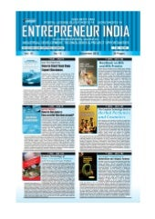 Entrepreneur India magazine Decembe...