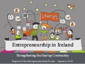Entrepreneurship Forum Report Ireland 2014