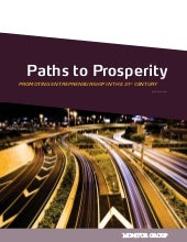Paths to Prosperity Promoting Entre...