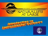 Naturalists at Large: Environmental...