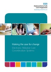 EPaCCS: Making the case for change