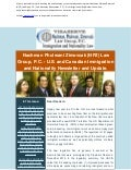 U.S. IMMIGRATION NEWS AND UPDATES - H-1B SEASON IS APPROACHING, U VISA APPROVAL UPDATE, VISA WAIVER PROGRAM.