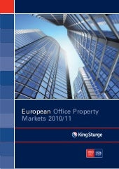 European Property office market 201...