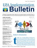 EPA Implementation Bulletin - March-April 2012