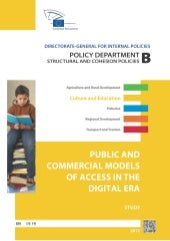 Public and Commercial models of acc...