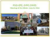 Epe meeting power point